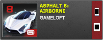 ������� ��������� �Asphalt 8: Airborne (�� ����)� ��� iPhone/iPod Touch/iPAD