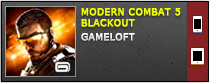 ������� ��������� �Modern Combat 5: Blackout (��������)� ��� iPhone/iPod Touch/iPAD