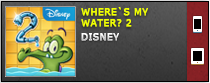 ������� ��������� �Where`s My Water? 2 (������������ ������ 2)� ��� iPhone/iPod Touch/iPAD