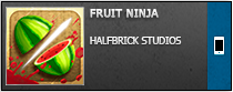 ������� �Fruit Ninja� [ipa] ��� iPhone/iPod Touch