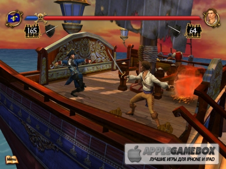 Sid Meier`s Pirates! for iPad (HD)