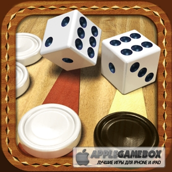 Backgammon Masters (Мастера нард)