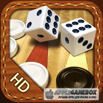 Backgammon Masters (������� ����) HD