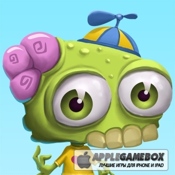 Joe The Zombie - The Cutest Boy in Creepy World