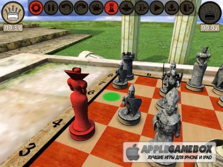 Warrior Chess HD