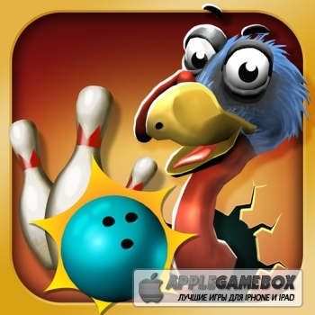 Lucky Lanes 3D Bowling: Flick, Fun and Skill