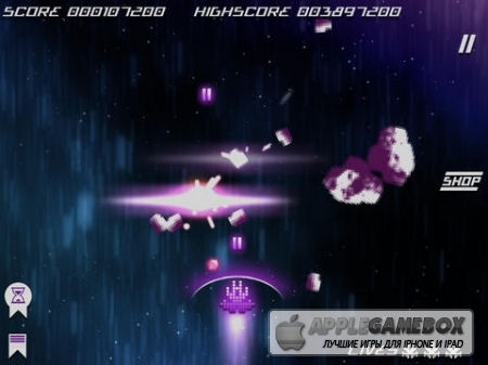 Kosmik Revenge (Космическая война) – Retro Arcade Shoot 'Em Up