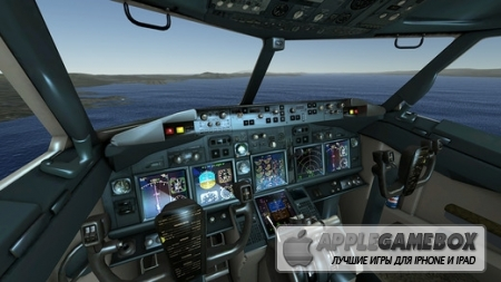 Infinite Flight - Авиасимулятор (Flight Simulator)