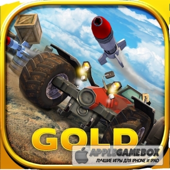 An Offroad Heroes Gold: Action Destruction Rally Racing 3D