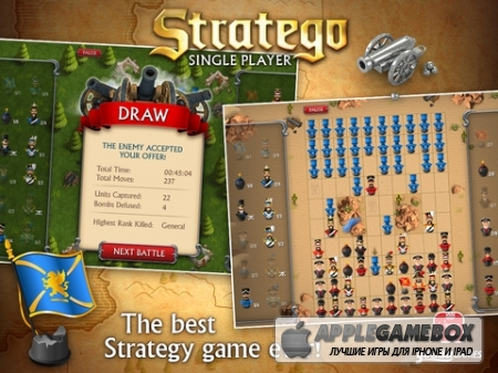 Stratego® Single Player