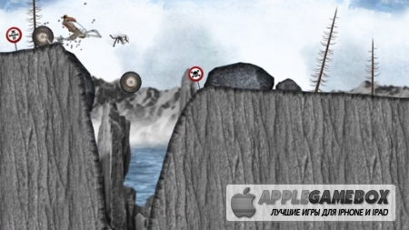 Stickman Downhill - Monster Truck