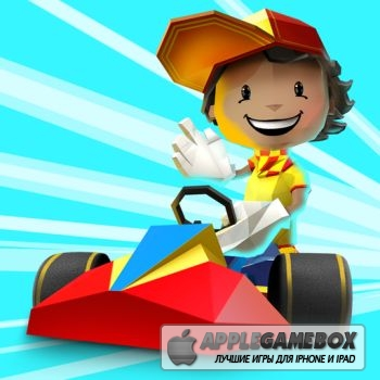 KING OF KARTS: 3D Racing Fun (Веселая гонка)