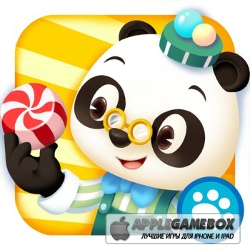Dr. Panda Candy Factory (Конфетная фабрика доктора Панды)