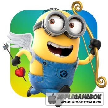 Гадкий Я (Despicable Me): Minion Rush