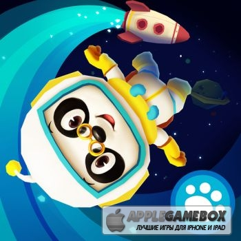 Dr. Panda in Space (Доктор Панда в космосе)