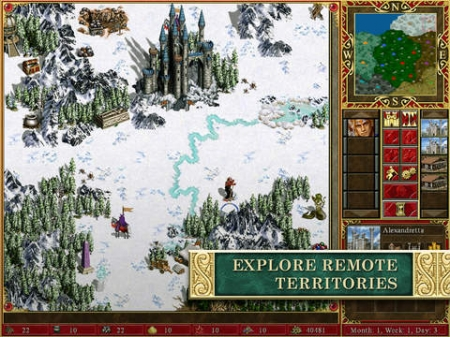 Heroes of Might & Magic III– HD Edition (Герои Меча и Магии III)